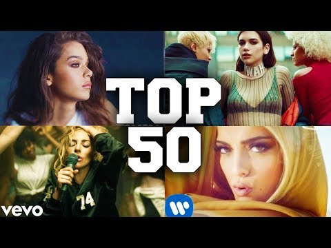 TOP 50 Female Pop Songs of 2017