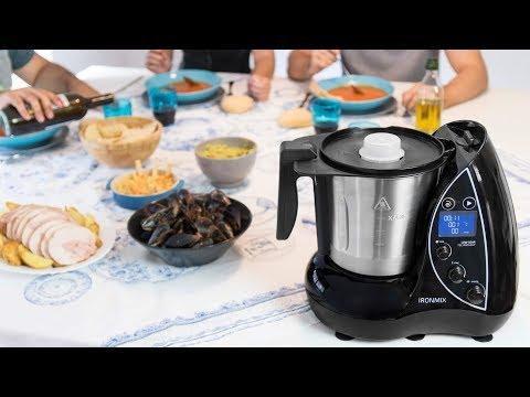 Robot cocina Ironmix, Cecotec