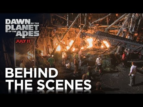 Dawn of the Planet of the Apes (Featurette 'Epic Dawn')