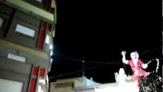 preview picture of video 'Cremà Falla Carrer de Lliria (Benaguasil 2013)'