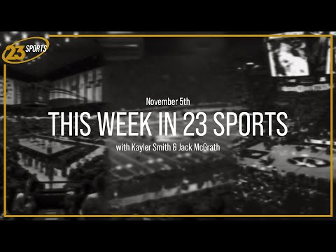 This Week in 23 Sports: 11/5/20