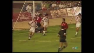 Albacete - Mallorca. (4-3) Promoción Temp. 92/93