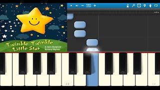 """Video thumbnail of """"COMO TOCAR """"ESTRELLITA DONDE ESTÁS"""" - PIANO FÁCIL - PARTITURA GRATIS"""""""