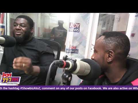 #ShowbizAtoZ on Joy FM (27-10-18)