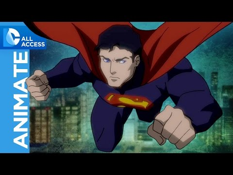 Justice League vs. Teen Titans (Clip 'Unwelcome Guest')