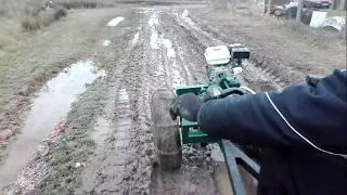 Tractor, Motocultor Sau Remorca Autopropulsata Homemade 1 Parte
