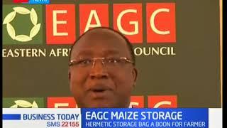 EAGC hermetic maize storage technologies
