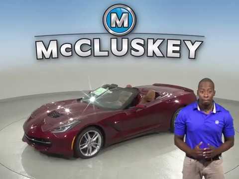 New 2019 Chevrolet Corvette Stingray