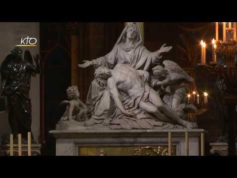 Vêpres du 1er mars 2017 - Mercredi des Cendres