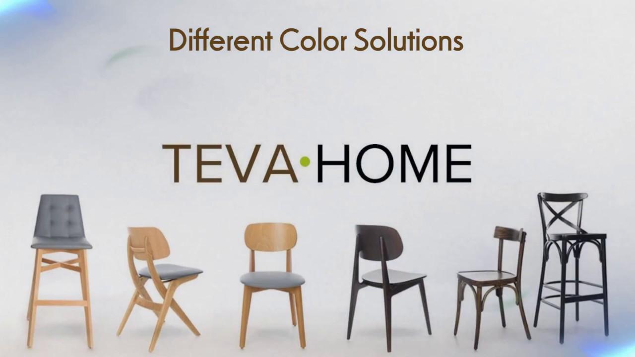 cea8c723e940dd Teva Home - European Bar Stools + Dining Chairs - Touch of Modern