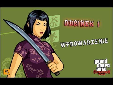 Let's Play Grand Theft Auto Chinatown Wars [PSP] (PL) #001 - Wprowadzenie