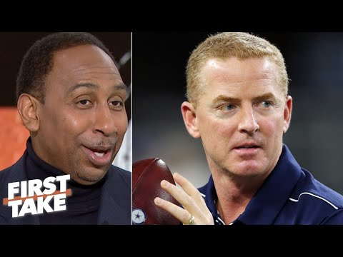 'The Cowboys have fallen' - Stephen A. blames coaching for Dallas' loss | First Take