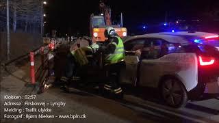 01.03.2019 – 2 unge kørt galt – Lyngby