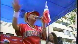 Angie Martinez @ 2005 National Puerto Rican Day Parade  N.Y.C.