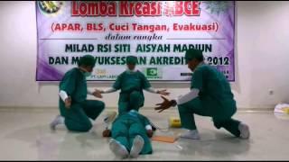 Gambar cover Kreasi cuci tangan ok, ABCE Rsi Siti Aisyah Madiun