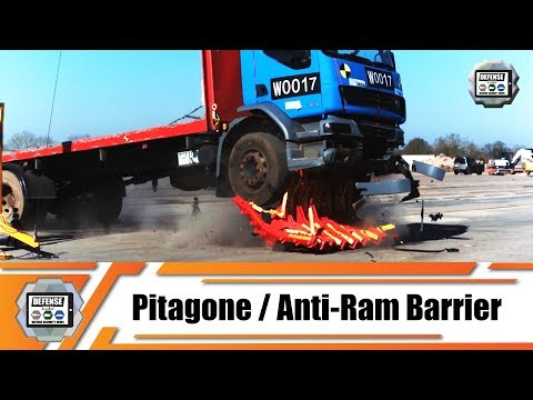 Review Pitagone Counter-Terrorism security solutions and products ...