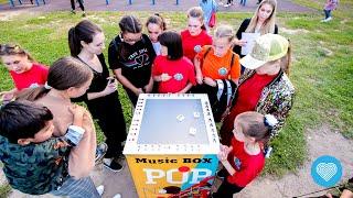Интерактивная зона MusicBox-здесь гости создают свою музыку! Аренда в Казани и городах поволжья.