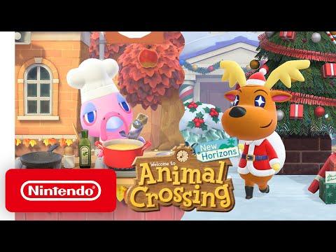 Animal Crossing: New Horizons Adding New Nook Miles Items