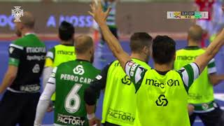 Taça de Portugal de Futsal: SL Benfica 2 - 4 Sporting CP