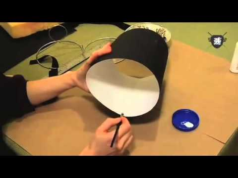 Simple Steps: Paper Lamp Shade Mp3