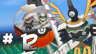 Let's Play Pokemon: Black - Part 12 - The King of Team Plasma