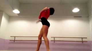 Wonderful-Annie Lennox Chelsea Mae dance