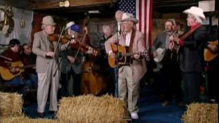 """Blue Ridge Mountain Blues"" - Frank Buchanan with The Cumberland Highlanders"