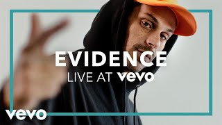 Evidence - Jim Dean and Throw It All Away (Live at Vevo) - Video Youtube
