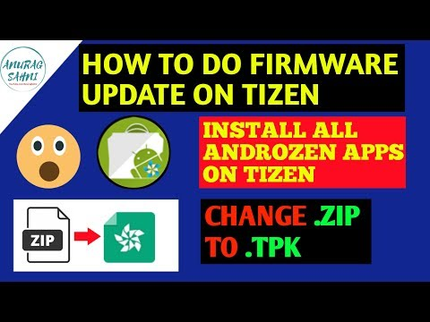 Download How To Do Firmware Update On Tizen How To Install