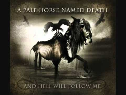 A Pale Horse Named Death - Die Alone online metal music video by A PALE HORSE NAMED DEATH