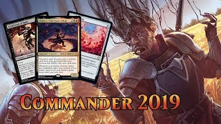 Daily Commander 2019 Spoilers — August 7, 2019 | Egg Commander