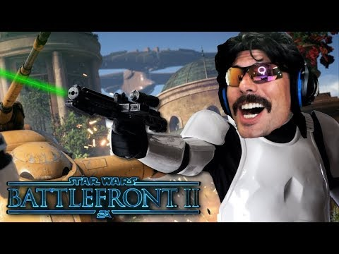 DrDisRespect's Best Moments playing Star Wars Battlefront 2!