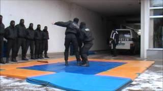 Specijalna Policija Travnik   Demonstracija