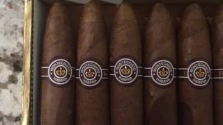 Cuban 🇨🇺 Cigar Unboxing Montecristo No. 2