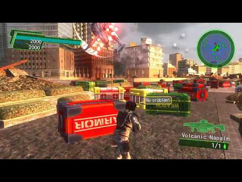 Best missions to farm weapons? :: EARTH DEFENSE FORCE 4 1