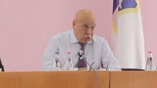 Як Геннадій Москаль ставив на місце вискочку на прес-конференції