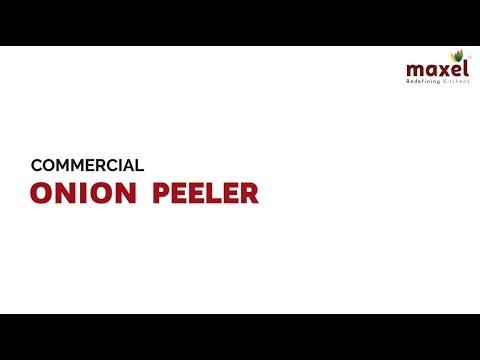 Commercial Onion Peeler 10 Kg