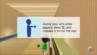 Wii Sports - Bowling - Corruption Craziness 5