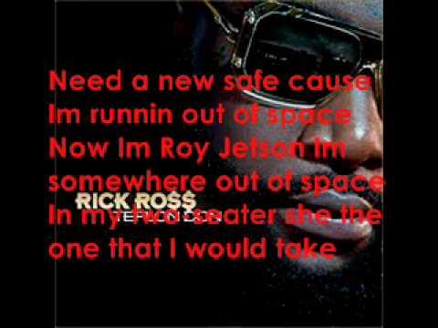 Rick Ross Feat. Drake & Chrisette Michele- Aston Martin Music [Explicit] LYRICS