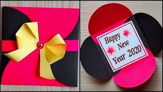 Ezyy Hacks Happy New Year 2020 Pop Up Emoji Card How To