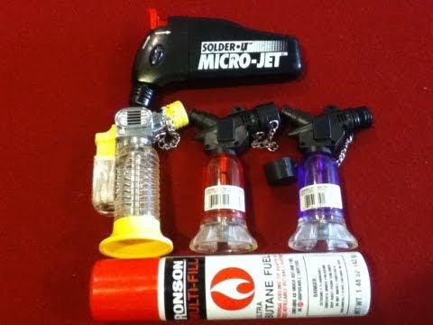 Year 2- Butane Torch Lighters Purchase- Amazon.com|HD|