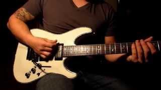 Avenged Sevenfold - Scream [Guitar Cover]