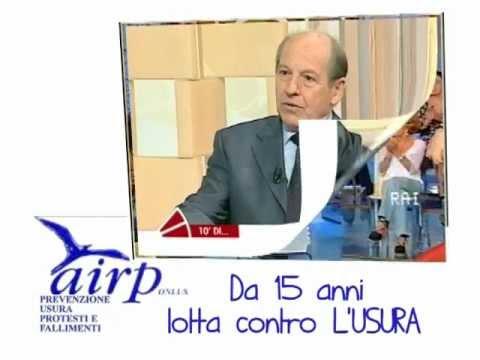 A.I.R.P. onlus 15 anni contro l'usura