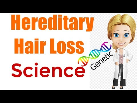 What Is Hereditary/Genetic Hair Loss? | The Scientific Answer | Hindi