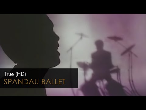 Spandau Ballet - True video