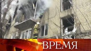 ВСаратове возбуждено уголовное дело пофакту взрыва бытового газа вжилом доме.