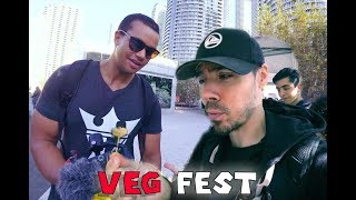 Toronto Veg Fest 2017: Through The Eyes of a Meat Eater