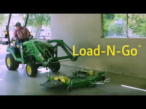 The John Deere Load-N-Go Attachment™