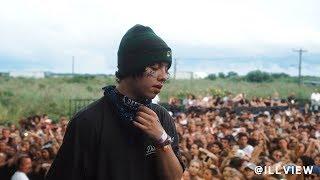 "Lil Xan ""Betrayed"" LIVE @ Billboard Hot 100 Festival 2018"