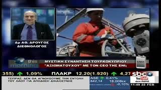 Ο Αθ. Δρούγος για την τουρκική τρομοκρατία στην κυπριακή ΑΟΖ | Kholo.pk